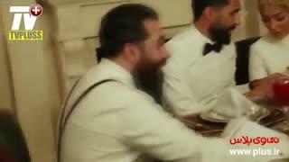 سمانه پاکدل با هادی کاظمی ازدواج کرد !