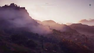ویدئویی از بازسازی یونان قدیم در بازی Assassin's Creed Odyssey