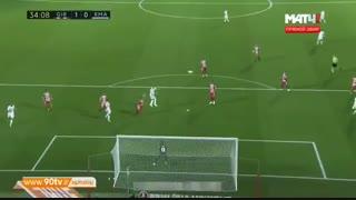 خلاصه لالیگا: خیرونا ۱-۴ رئال مادرید