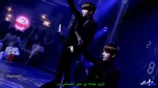 یه اجرا از جانگ کوک و آیو