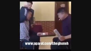 بازی سنگ کاغذ قیچی