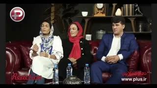افشای دروغ خواهران منصوریان علیه الهام چرخنده در تی وی پلاس در مورد رشوه ۱۰۰ ملیونی،خانه و ماشین