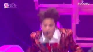 فن کم از اجرای BTS - IDOL در تور جهانی BTS Love yourself - اجرای زنده آهنگ ایدول بی تی اس