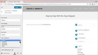 چگونه می توان در 24 مرحله ی اسان  یک وب سایت وردپرس را ایجاد کرد