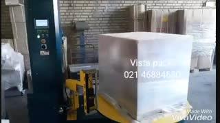 استرچ پالت تمام اتوماتیک - ویستاپک - 09123798626