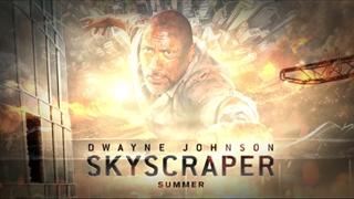 دانلود فیلم آسمانخراش Skyscraper 2018