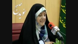 تقاضای معصومه ابتکار؛ فیفا ادامه مسیر فوتسال دختران ایرانی را هموار کند