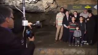 استقبال گردشگران از شگفت انگیزترین غار آبی جهان
