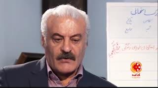 کافه جشنواره - جهانبخش سلطانی از بی بی می گوید