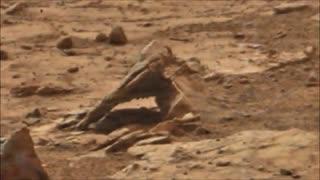 سلفی پانورامای کاوشگر کنجکاوی در مریخ را از دست ندهید