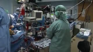 Real Open  Heart Surgery