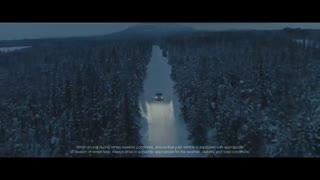 ویدئوی تبلیغ خودروی Audi e-tron