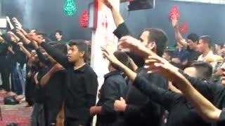 مداح حسن ساعدی /شب پنجم محرم