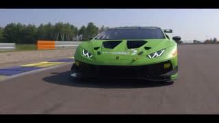 ویدئوی معرفی خودروی لامبورگینی Huracán GT3 EVO