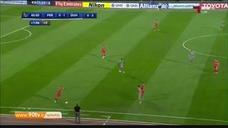 خلاصه بازی پرسپولیس 3-1 الدحیل