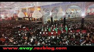 ---معجزه حیرت آور حضرت ابوالفضل (ع) برای یک مسیحی ایران