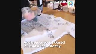 دستگاه چاپ قابل حمل EBS