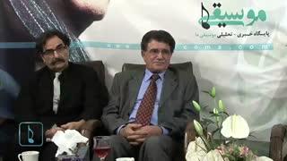 جشن تولد 73 سالگی استاد محمدرضا شجریان