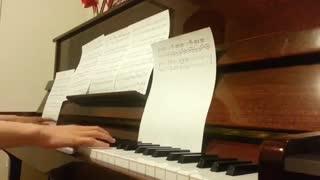 ورژن پیانوی آهنگ I Need U از BTS [ خیلی خوب میزنهههـ ^^ ]