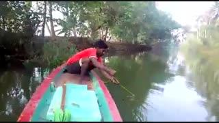 فیلم مستند ماهیگیری زیبا با قایق ماهیگیری