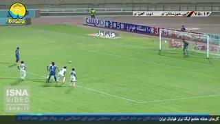 گلهای هفته هفتم لیگ برتر فوتبال ایران