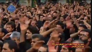 عزاداری هیئت فهادان یزد در روز تاسوعا|بخش آخر|مسجد روضه محمدیه(حظیره)یزد|محرم 1397