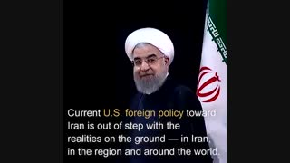 The most important phrases of Dr Rouhani's article, published in Washington Post.