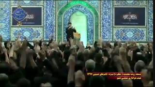 عزاداری هیئت مصلی عتیق یزد در روز تاسوعا|بخش دوم|مسجد روضه محمدیه(حظیره)یزد|محرم 1397