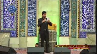 عزاداری هیئت مصلی عتیق یزد در روز تاسوعا|بخش سوم|مسجد روضه محمدیه(حظیره)یزد|محرم 1397