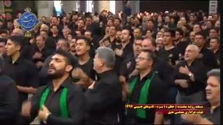 عزاداری هیئت مصلی عتیق یزد در روز تاسوعا|بخش آخر|مسجد روضه محمدیه(حظیره)یزد|محرم 1397