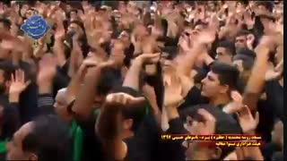 عزاداری هیئت نینوای صفاییه یزد در روز تاسوعا|بخش اول|مسجد روضه محمدیه(حظیره)یزد|محرم 1397