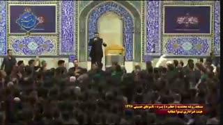 عزاداری هیئت نینوای صفاییه یزد در روز تاسوعا|بخش دوم|مسجد روضه محمدیه(حظیره)یزد|محرم 1397
