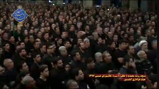 عزاداری هیئت آبشور یزد در روز عاشورا|بخش اول|مسجد روضه محمدیه(حظیره)یزد|محرم 1397