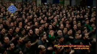 عزاداری هیئت باغ گندم یزد در روز عاشورا|بخش اول|مسجد روضه محمدیه(حظیره)یزد|محرم 1397