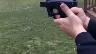 معرفی سلاح متفاوت USFA ZiP .22LR