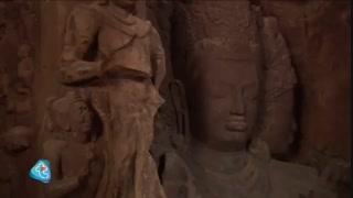 غارهای سنگی Elephanta از شگفتیهای بمبئی