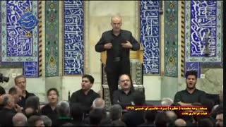 عزاداری هیئت بعثت یزد در روز عاشورا|بخش چهارم|مسجد روضه محمدیه(حظیره)یزد|محرم 1397