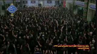 عزاداری هیئت بعثت یزد در روز عاشورا|بخش پنجم|مسجد روضه محمدیه(حظیره)یزد|محرم 1397
