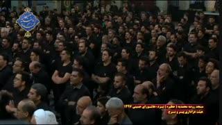 عزاداری هیئت پیروبرج یزد در روز عاشورا|بخش دوم|مسجد روضه محمدیه(حظیره)یزد|محرم 1397