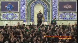 عزاداری هیئت پیروبرج یزد در روز عاشورا|بخش آخر|مسجد روضه محمدیه(حظیره)یزد|محرم 1397