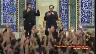 عزاداری هیئت چهارمنار یزد در روز عاشورا|بخش سوم|مسجد روضه محمدیه(حظیره)یزد|محرم 1397