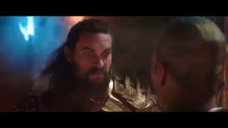 تریلر فیلم Aquaman 2018 با زیرنویس فارسی