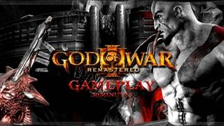 گیم پلی بازی God of War 3 Remastered