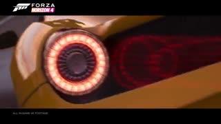 تریلر زمان عرضه Forza Horizon 4