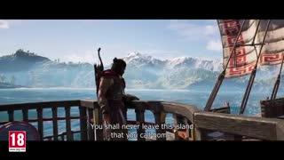 تریلر زمان عرضه بازی Assassin's Creed Odyssey