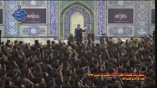 عزاداری هیئت نعیم آباد یزد در روز عاشورا|بخش سوم|مسجد روضه محمدیه(حظیره)یزد|محرم 1397