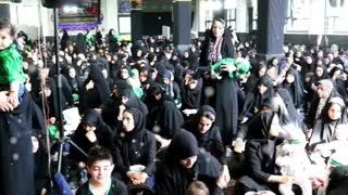 همایش شیرخوارگان حسینی منطقه 18 تهران