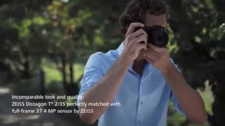 معرفی دوربین فول فریم کامپکت زایس ZX1