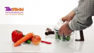خرد کن دستی آشپزخانه نوین