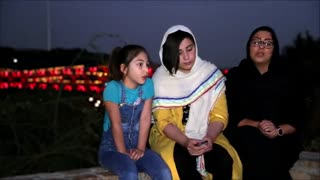 حرف های شنیدنی همسر شهید پلاسکو در روز آتش نشان